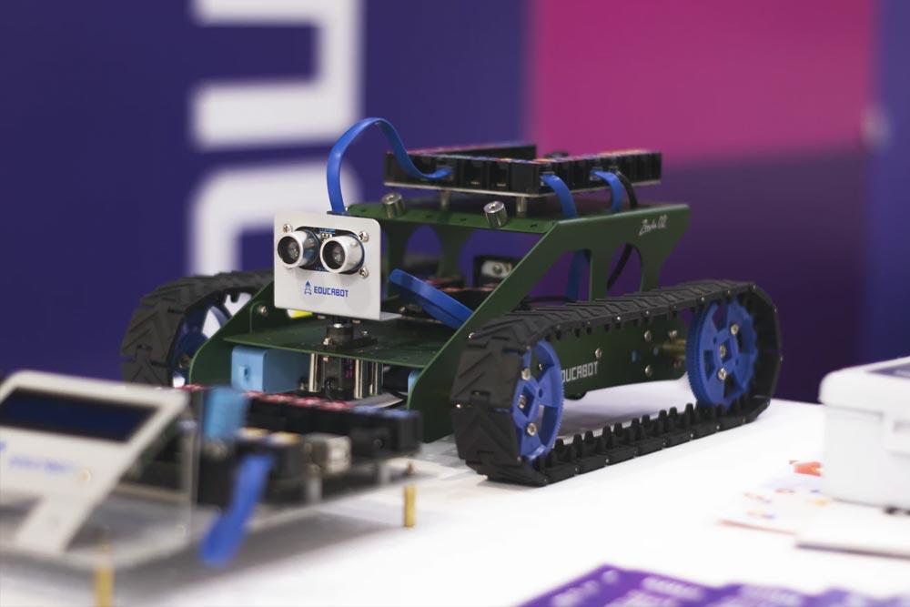 Robotika szakkör