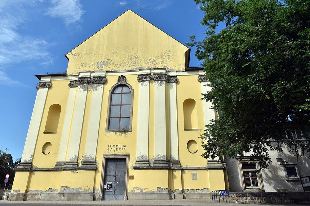 Templom galéria